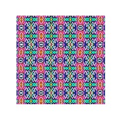 Artwork By Patrick Colorful 34 1 Small Satin Scarf (square)