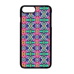 Artwork By Patrick Colorful 34 1 Apple Iphone 8 Plus Seamless Case (black)