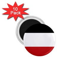 Flag Of Upper Volta 1 75  Magnets (10 Pack)