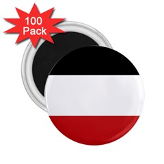 Flag Of Upper Volta 2 25  Magnets (100 Pack)