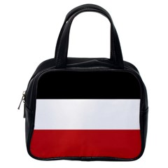 Flag Of Upper Volta Classic Handbags (one Side)