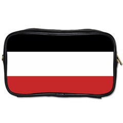 Flag Of Upper Volta Toiletries Bags 2 Side