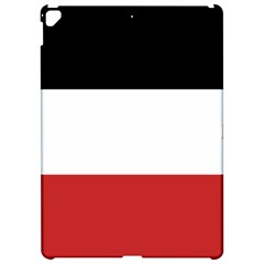 Flag Of Upper Volta Apple Ipad Pro 12 9   Hardshell Case