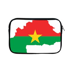Burkina Faso Flag Map  Apple Ipad Mini Zipper Cases