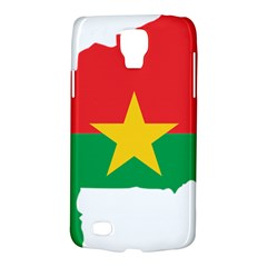 Burkina Faso Flag Map  Galaxy S4 Active by abbeyz71
