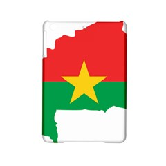 Burkina Faso Flag Map  Ipad Mini 2 Hardshell Cases