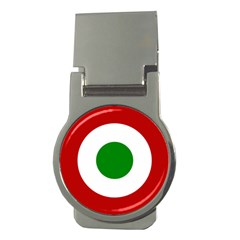 Roundel Of Burundi Air Force  Money Clips (round)