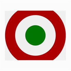 Roundel Of Burundi Air Force  Small Glasses Cloth (2 Side)