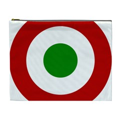 Roundel Of Burundi Air Force  Cosmetic Bag (xl)