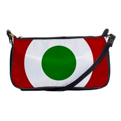Roundel Of Burundi Air Force  Shoulder Clutch Bags
