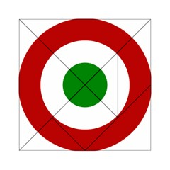 Roundel Of Burundi Air Force  Acrylic Tangram Puzzle (6  X 6 )