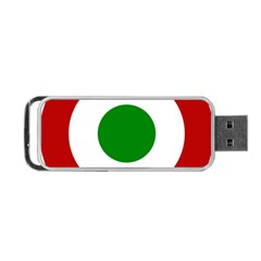 Roundel Of Burundi Air Force  Portable Usb Flash (two Sides) by abbeyz71