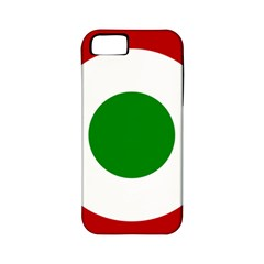 Roundel Of Burundi Air Force  Apple Iphone 5 Classic Hardshell Case (pc+silicone)