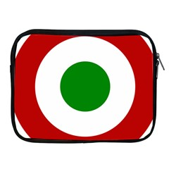 Roundel Of Burundi Air Force  Apple Ipad 2/3/4 Zipper Cases by abbeyz71