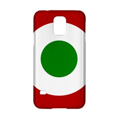 Roundel Of Burundi Air Force  Samsung Galaxy S5 Hardshell Case