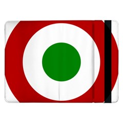 Roundel Of Burundi Air Force  Samsung Galaxy Tab Pro 12 2  Flip Case