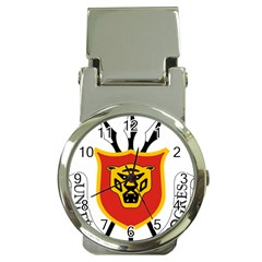 Coat Of Arms Of Burundi Money Clip Watches by abbeyz71
