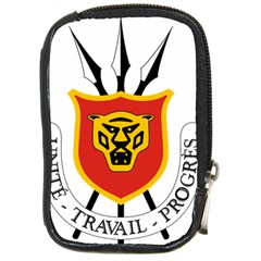 Coat Of Arms Of Burundi Compact Camera Cases