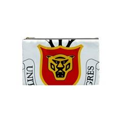Coat Of Arms Of Burundi Cosmetic Bag (small)
