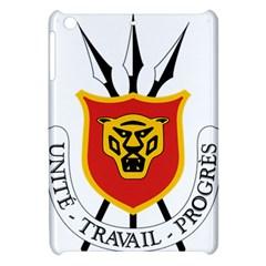 Coat Of Arms Of Burundi Apple Ipad Mini Hardshell Case by abbeyz71