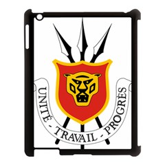 Coat Of Arms Of Burundi Apple Ipad 3/4 Case (black)