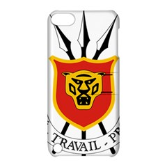 Coat Of Arms Of Burundi Apple Ipod Touch 5 Hardshell Case With Stand by abbeyz71