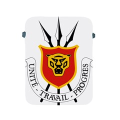 Coat Of Arms Of Burundi Apple Ipad 2/3/4 Protective Soft Cases by abbeyz71
