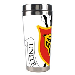 Coat Of Arms Of Burundi Stainless Steel Travel Tumblers by abbeyz71