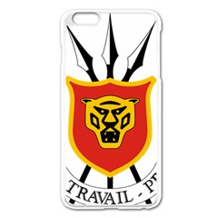 Coat Of Arms Of Burundi Apple Iphone 6 Plus/6s Plus Enamel White Case