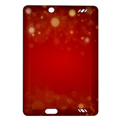 Background Abstract Christmas Amazon Kindle Fire Hd (2013) Hardshell Case