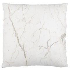 White Marble Tiles Rock Stone Statues Large Flano Cushion Case (two Sides)