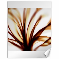 Digital Tree Fractal Digital Art Canvas 12  X 16