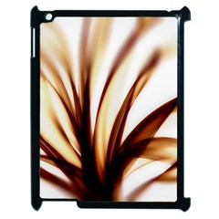 Digital Tree Fractal Digital Art Apple Ipad 2 Case (black)