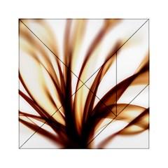 Digital Tree Fractal Digital Art Acrylic Tangram Puzzle (6  X 6 )