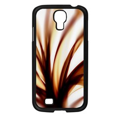 Digital Tree Fractal Digital Art Samsung Galaxy S4 I9500/ I9505 Case (black)