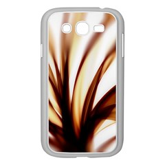 Digital Tree Fractal Digital Art Samsung Galaxy Grand Duos I9082 Case (white)