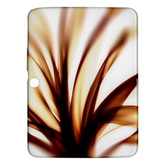 Digital Tree Fractal Digital Art Samsung Galaxy Tab 3 (10 1 ) P5200 Hardshell Case