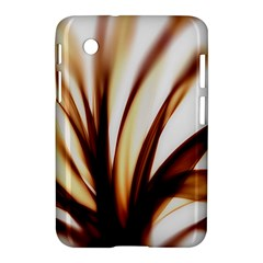 Digital Tree Fractal Digital Art Samsung Galaxy Tab 2 (7 ) P3100 Hardshell Case