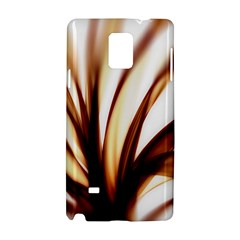 Digital Tree Fractal Digital Art Samsung Galaxy Note 4 Hardshell Case