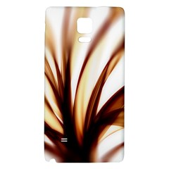 Digital Tree Fractal Digital Art Galaxy Note 4 Back Case