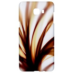 Digital Tree Fractal Digital Art Samsung C9 Pro Hardshell Case