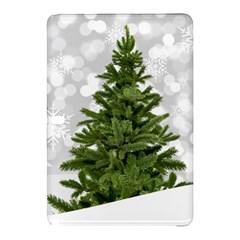 Christmas Xmas Tree Bokeh Samsung Galaxy Tab Pro 12 2 Hardshell Case by Simbadda