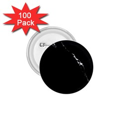 Black Marble Tiles Rock Stone Statues 1 75  Buttons (100 Pack)