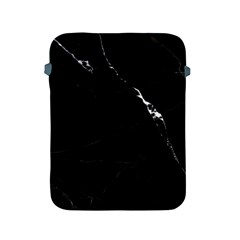Black Marble Tiles Rock Stone Statues Apple Ipad 2/3/4 Protective Soft Cases