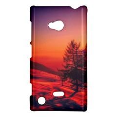 Italy Sunrise Sky Clouds Beautiful Nokia Lumia 720