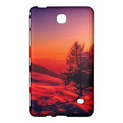Italy Sunrise Sky Clouds Beautiful Samsung Galaxy Tab 4 (7 ) Hardshell Case