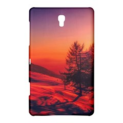 Italy Sunrise Sky Clouds Beautiful Samsung Galaxy Tab S (8 4 ) Hardshell Case