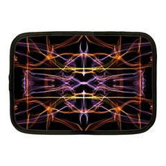 Wallpaper Abstract Art Light Netbook Case (medium)