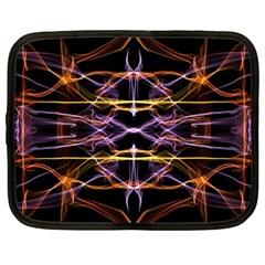 Wallpaper Abstract Art Light Netbook Case (xxl)