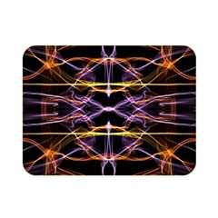 Wallpaper Abstract Art Light Double Sided Flano Blanket (mini)